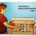 東ドイツ 取り扱い説明書・保証書 HWT3