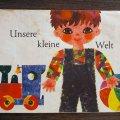 東ドイツ 塗り絵イラストブック 私たちの小さな世界