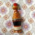 画像1: エストニア(ソヴィエト) サルヴォ 壁掛け人形 ムフ島コスチュームの男の子 (1)