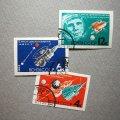 ソヴィエト 宇宙飛行士の日 1964年CTO A
